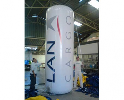 Totem Inflable Globo Evento