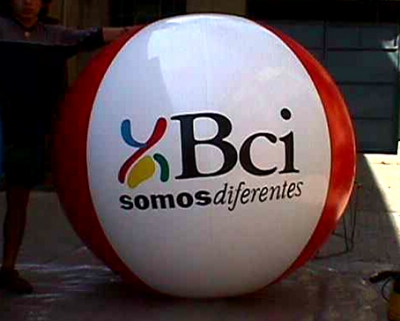 Esfera Inflable Bci