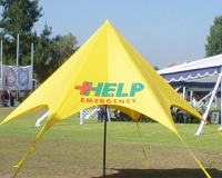 Carpa Tela Help Emergency